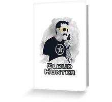 Achievement Cloud Hunter Greeting Card