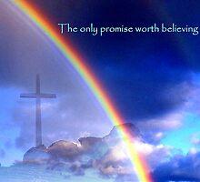 Rainbow Promise by Liz Wear