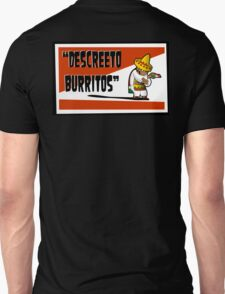 Clerks: Animated Series - Descreeto Burrito (HD) v2 T-Shirt