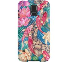Koi Pond Samsung Galaxy Case/Skin