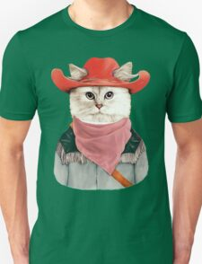 Rodeo Cat T-Shirt
