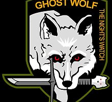 Ghost Wolf: Tactical Espionage Action by claygrahamart