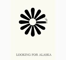 Looking For Alaska Womens Fitted T-Shirt