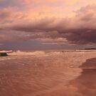 Sea Dreaming at Kingscliff  by gail woodbury