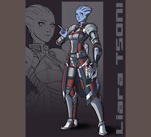 Mass Effect - Liara 'T'soni Unisex T-Shirt