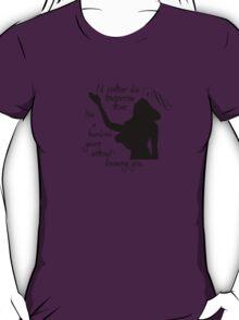 Disney Princesses: Pocahontas *Black version* T-Shirt