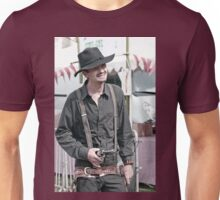 Sherifs against V/S The Daltons 04   (c)(h) by Olao-Olavia / Okaio Créations fz 1000 - 2014 Unisex T-Shirt
