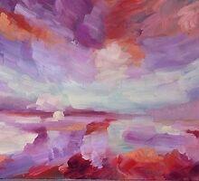 Landscape 857 by Nurhilal Harsa
