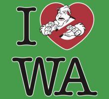 I PNW:GB WA (white) v2 Kids Clothes