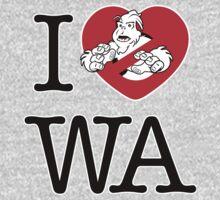 I PNW:GB WA (white) v2 One Piece - Long Sleeve