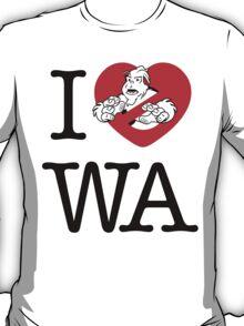 I PNW:GB WA (white) v2 T-Shirt