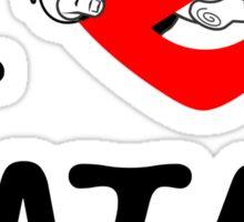 I PNW:GB WA (white) v2 Sticker