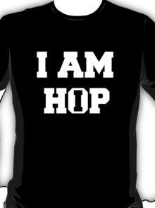 I am HIP HOP - Black Version T-Shirt