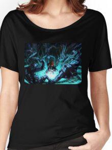 Mass Effect - Biotic Blitz Women's Relaxed Fit T-Shirt
