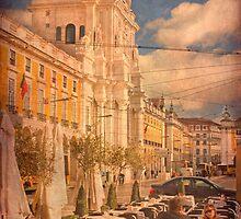 city life  by terezadelpilar~ art & architecture