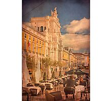 city life  Photographic Print