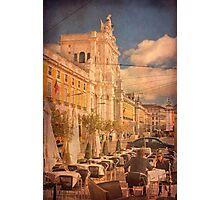 city life  Photographic Print
