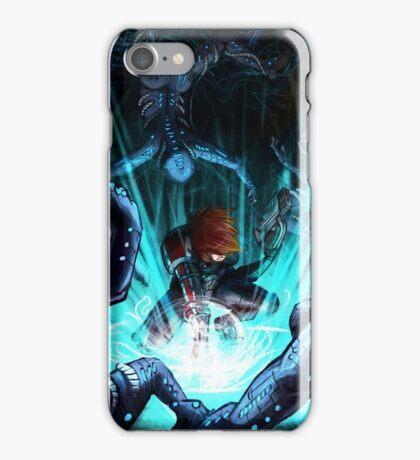 Mass Effect - Biotic Blitz iPhone Case/Skin