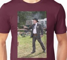 Sherifs against V/S The Daltons 05   (c)(h) by Olao-Olavia / Okaio Créations fz 1000 - 2014 Unisex T-Shirt