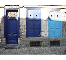 rue de Gand. Lille. France Photographic Print
