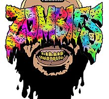 Flatbush Zombies by rendrata88