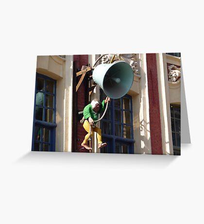 façade lilloise Greeting Card
