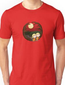 Lost In The Forest Unisex T-Shirt