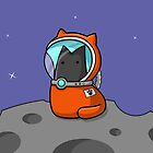 Space Cat by Josh Bush