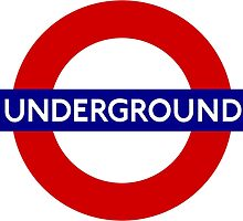 London Underground  by weesestees