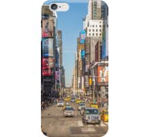 Times Square NYC iPhone Case/Skin