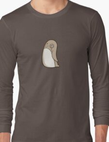 Dignified Penguin Long Sleeve T-Shirt