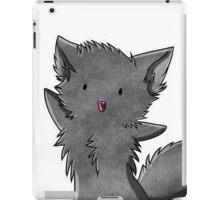 Ash Kittah iPad Case/Skin
