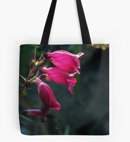 A Penstemon Tote Bag