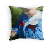 Big Helper Throw Pillow