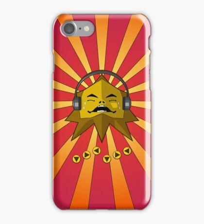 Hot Goron Beats: Redux iPhone Case/Skin