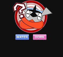 Water / Dork [Shiny] Unisex T-Shirt