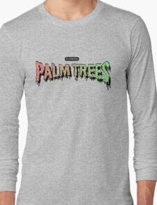 Palm Trees - Mashup! Long Sleeve T-Shirt