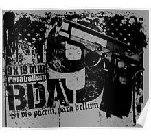BDA 9 Poster