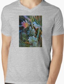 With Icing Mens V-Neck T-Shirt