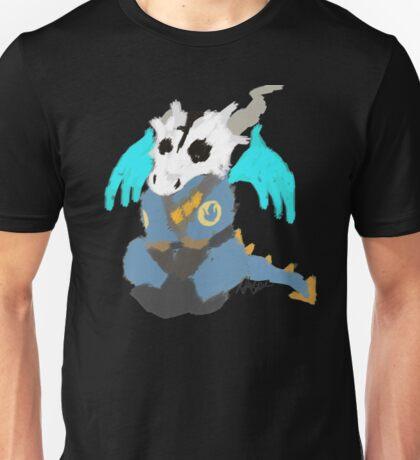 Chibi Pyro Blu Unisex T-Shirt