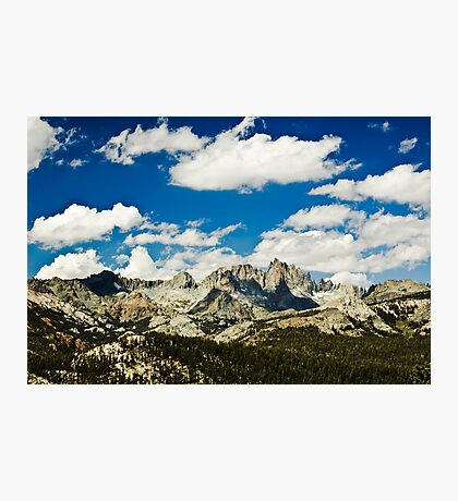 The Minarets Photographic Print