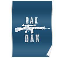 CS:GO - G3SG1 Dak Dak Poster
