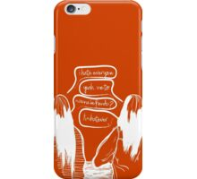 Wanna Be Friends? iPhone Case/Skin