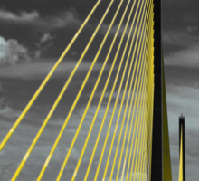 Sunshine Skyway Sticker