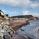 Sidmouth . Devon. by Lilian Marshall