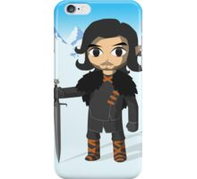 You Know nothing of the Legend iPhone Case/Skin