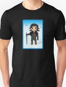 You Know nothing of the Legend Unisex T-Shirt