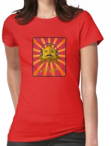 Hot Goron Beats: Redux Womens Fitted T-Shirt