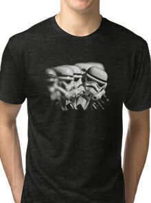 Stormtrooper distracted Tri-blend T-Shirt