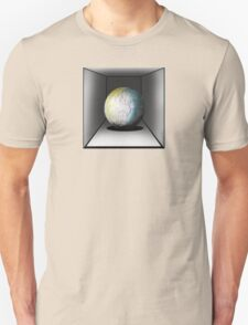 Globe in a box - seriously! Unisex T-Shirt